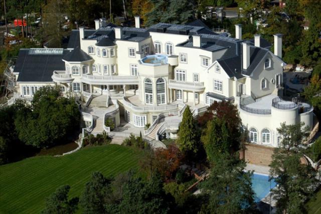Casas hermosas en el mundo